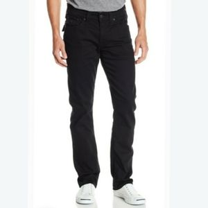 True Religion Ricky Relaxed Fit Flap Pocket Jeans